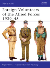 Foreign Volunteers of the Allied Forces 1939-45 Cover