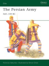 The Persian Army 560-330 BC Cover