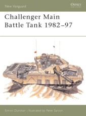 Challenger Main Battle Tank 1982-97 Cover