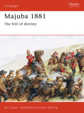 Majuba 1881 Cover