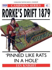 Rorke's Drift 1879 Cover