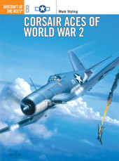 Corsair Aces of World War 2 Cover