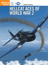 Hellcat Aces of World War 2 Cover