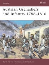 Austrian Grenadiers and Infantry 1788-1816 Cover