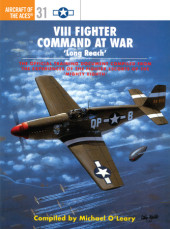 VIII Fighter Command at War Cover