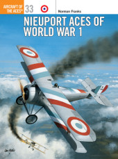 Nieuport Aces of World War 1 Cover