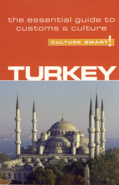 Turkey - Culture Smart! Cover