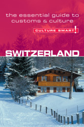 Switzerland - Culture Smart! Cover