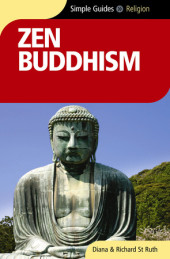Zen Buddhism - Simple Guides Cover