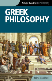 Greek Philosophy - Simple Guides Cover
