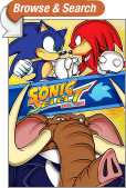 Sonic Select Book 3