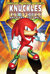 Sonic the Hedgehog Presents Knuckles the Echidna Archives 1 Cover