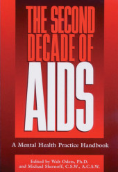 The Second Decade of AIDS Cover