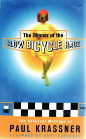 The Winner of the Slow Bicycle Race Cover