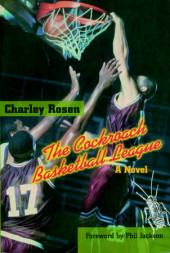 The Cockroach Basketball League Cover