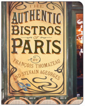 The Authentic Bistros of Paris Cover