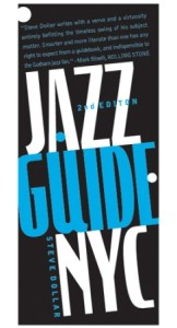 Jazz Guide,  New York City, 2nd Edition Cover