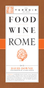 Food Wine Rome Cover