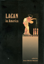 Lacan in America Cover