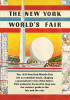 Map of the New York World's Fair 1939