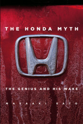 The Honda Myth: The Genius and His Wake Cover