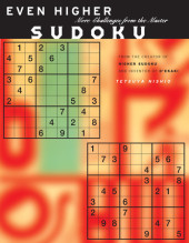Even Higher Sudoku Cover