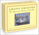 Among Friends, A Postcard Book