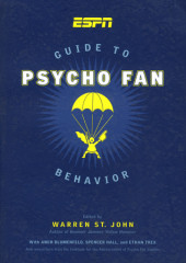 ESPN Guide to Psycho Fan Behavior Cover