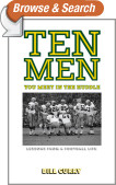 Ten Men You Meet in the Huddle