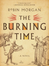 The Burning Time Cover