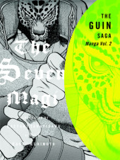 The Guin Saga Manga: Book Two: The Seven Magi Cover