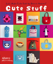 Aranzi Cute Stuff Cover