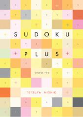Sudoku Plus, Volume Two Cover