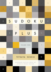Sudoku Plus Volume Four Cover
