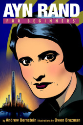 Ayn Rand For Beginners Cover