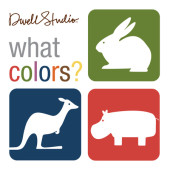 DwellStudio: What Colors? Cover
