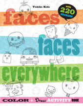 Faces, Faces Everywhere Cover