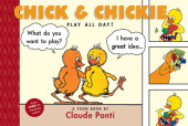 Chick and Chickie Play All Day! Cover