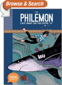 Cast Away on the Letter A: A Philemon Adventure (A Toon Graphic)