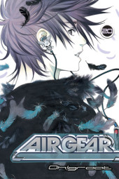 Air Gear 20 Cover