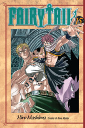 Fairy Tail 15 Cover
