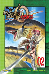 Monster Hunter Orage 2 Cover