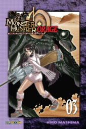 Monster Hunter Orage 3 Cover