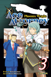 Phoenix Wright: Ace Attorney 3 Cover