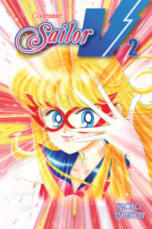 Codename: Sailor V 2 Cover