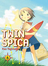 Twin Spica, Volume: 06 Cover