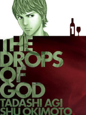 Drops of God, Volume '01 Cover