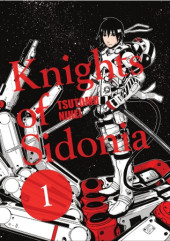 Knights of Sidonia, volume 1 Cover