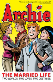 Archie: The Married Life Book 1 Cover