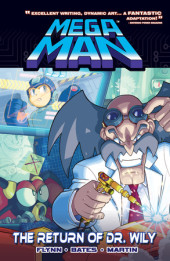 Mega Man 3: Return of Dr. Wily Cover